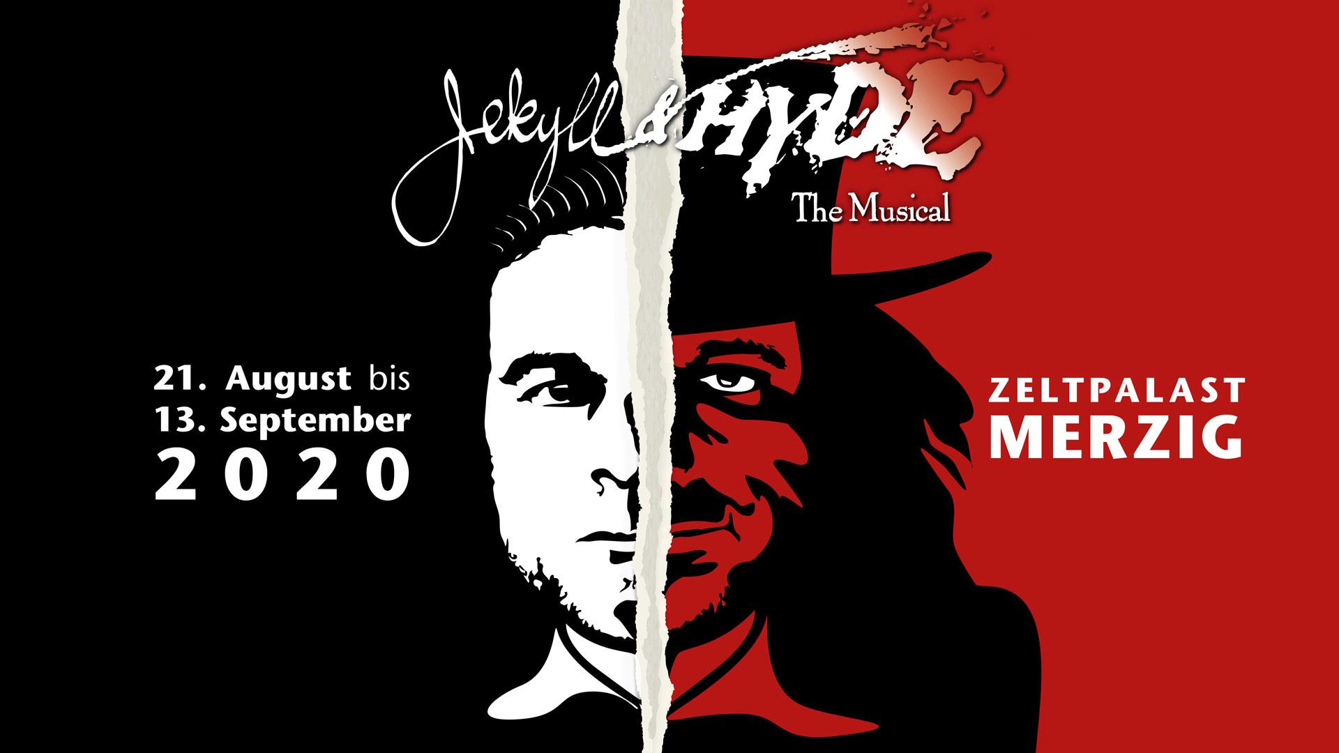 Jekyll & Hyde Musical im Zeltpalast
